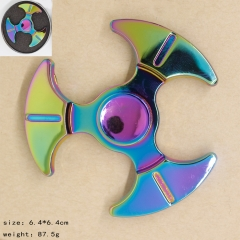 Colorful Anime Hand Fidget Spinner