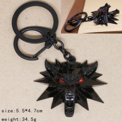 The Witcher Anime Keychain Wholesale