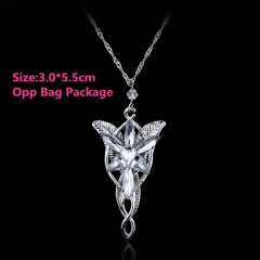 The Lord of the Rings Anime Necklace (10pcs/Set)