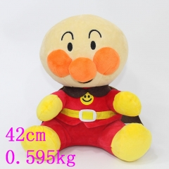 Anpanman Cute Doll Anime Cartoon Soft Plush Toy 42cm