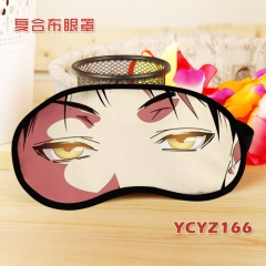 Shokugeki no Soma Color Printing Cartoon Composite Cloth Anime Eyepatch
