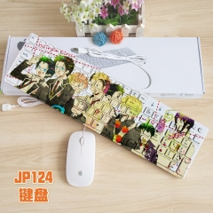 Ao no Exorcist Anime Keyboard