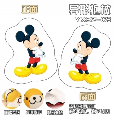 Mickey Mouse and Donald Duck Deformable Anime Plush Pillow 40*50CM