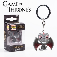 Funko Pocket POP Game of Thrones Anime Figure Keychain