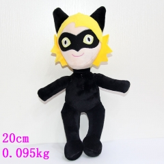 Miraculous Ladybug Magic Girl Cartoon Plush Toy