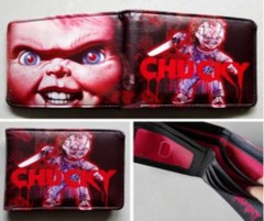 Seed Of Chucky Movie PU and Leather Wallet