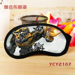 Transformers Composite Cloth Anime Eyepatch