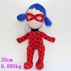 Miraculous Ladybug Anime Plush Toy Colorful Kid Doll