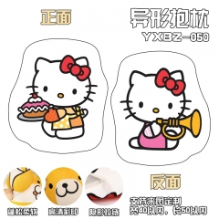 Hello Kitty Deformable Anime Plush Pillow 40*50CM