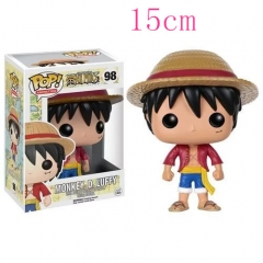 Funko POP One Piece Monkey·D·Luffy Anime Figures