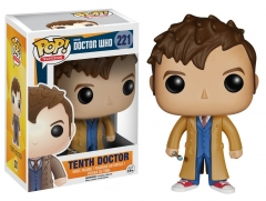 Funko POP Doctor Who Tenth Doctor Movie Buy Cartoon Anime PVC Figure #221