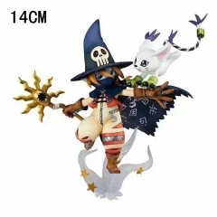 Digital Monster Digimons Doll Collection Toy Anime Figure