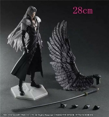 Final Fantasy Japanese Game Funny Action Toys Anime Figure 28cm