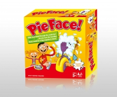 Pie Face Cream Pie Machine  Board Game