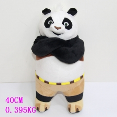Cute Panda Plush Toy Anime Funny Movie Kung Fu Panda Kid Toy