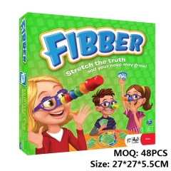 Fashion Fibber Board Game For Kids