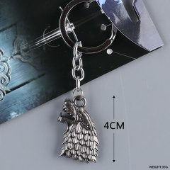 Game of Thrones Pendant Anime Keychain