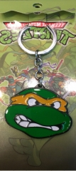 Teenage Mutant Ninja Turtles Anime Keychain