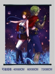 Kabaneri of the Iron Fortress  Anime Wallscroll (60*90CM)