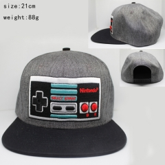 Nintendo Family Computer Mark Baseball Cap Anime Sports Hat
