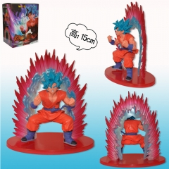 Cartoon Figure Dragon Ball Goku PVC Figure 15cm