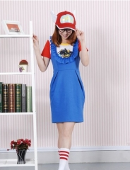 Dr. Slump IQ  Anime Costume(2sets)