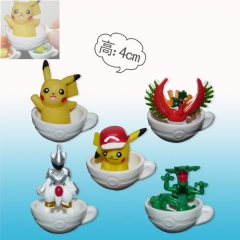 Pokemon Anime Figures(Set)