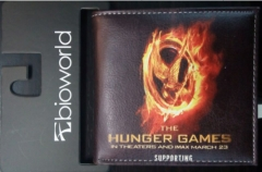 The Hunger Games Anime Wallet