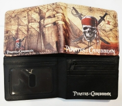 Pirates of the Caribean Anime Wallet