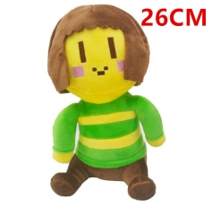 Undertale Game Chara Plush Toy