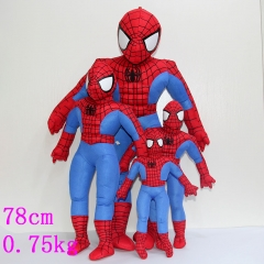 Spider Man Attractive Doll Anime Plush Soft Toy