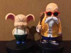 Dragon Ball Master Roshi And Pig Anime Figure (Set)