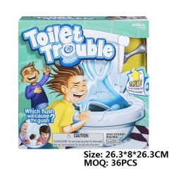 Toilet Trouble Funny Toys Wholesale Fashion Game For Kids