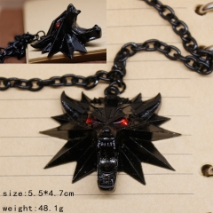 The Witcher Anime Necklace Wholesale