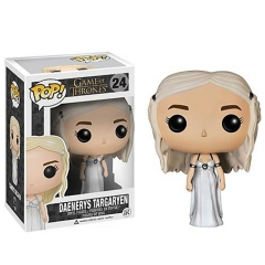 Funko POP Game of Thrones Daenerys Targaryen Anime Figure #24