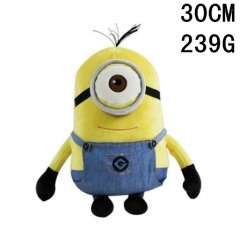 Despicable Me Movie Figure For Kids Gift Doll Anime Plush Toy
