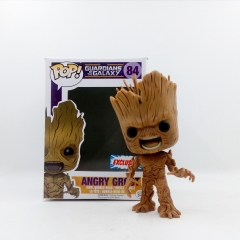 Funko POP Guardians of the Galaxy  84# Groot Cartoon Anime Figure