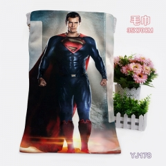 Justice League Cosplay Movie Anime Towel 35*70CM