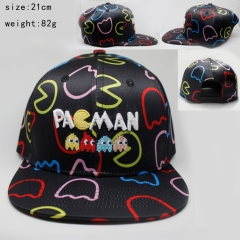 Cute Deisgns Pac-Man Hat Anime Colorful Cap