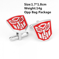 Transformers Anime Cuff Button (10pcs/Set)