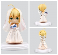 Fate Stay Night SABER Anime Figure 10CM