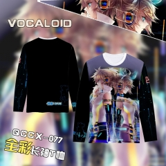 Vocaloid Anime T shirts