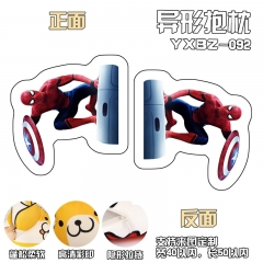 Spider Man Deformable Anime Plush Pillow