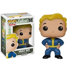 Funko POP Fallout 4 Vault Boy Anime PVC Figure Collectibles Wholesale #53