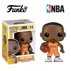 Funko POP NBA Mindstyle Kobe Bryant PVC Action Figure Toy  #11