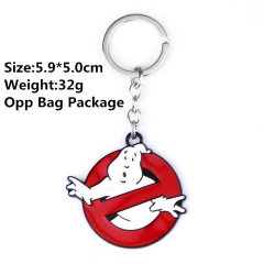 Ghost Busters Anime Keychain (10pcs/Set)