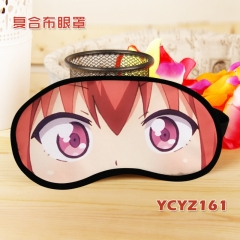 Gabriel DropOut Color Printing Cartoon Composite Cloth Anime Eyepatch