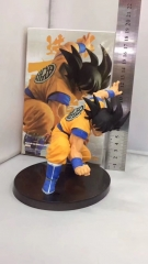 Dragon Ball Z Son Goku Cartoon Toys Funny Japanese PVC Anime Figure