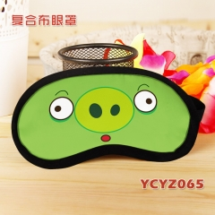 Angry Birds Composite Cloth Anime Eyepatch