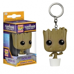 Funko Pocket POP Guardians of the Galaxy Anime Figure Keychain